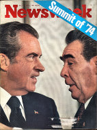 Newsweek Vol. LXXXIV No. 2 Magazine