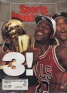 Sports Illustrated Vol. 78 No. 25 Magazine