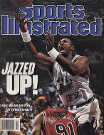 Sports Illustrated Vol. 86 No. 24 Magazine