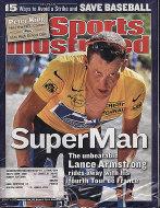 Sports Illustrated Vol. 97 No. 5 Magazine
