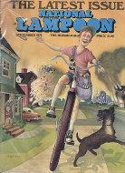 National Lampoon Vol. 1 No. LXXVIII Magazine