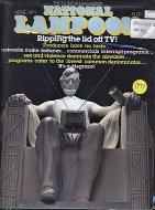 National Lampoon Vol. 1 No. 85 Magazine