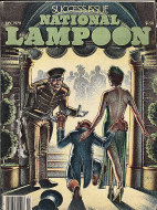 National Lampoon Vol. 2 No. 17 Magazine