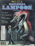 National Lampoon Vol. 2 No. 11 Magazine