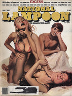 National Lampoon Vol. 2 No. 30 Magazine