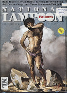 National Lampoon Vol. 2 No. 45 Magazine