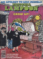 National Lampoon Vol. 1 No. 90 Magazine