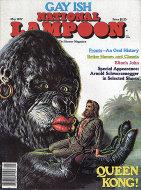 National Lampoon Vol. 1 No. 86 Magazine