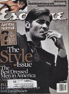 Esquire Vol. 137 No. 3 Magazine