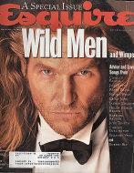 Esquire Vol. 116 No. 4 Magazine