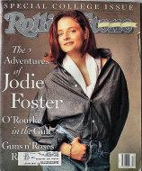 Rolling Stone Issue 600 Magazine