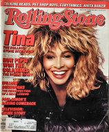 Rolling Stone Issue No. 485 Magazine