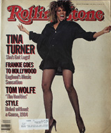 Rolling Stone Issue No. 432 Magazine