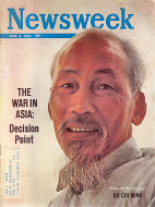 Newsweek Vol. LXIII No. 23 Magazine
