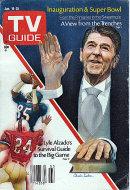 TV Guide Vol. 33 No. 3 Magazine
