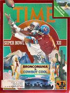Time Vol. 111 No. 3 Magazine