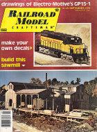 Railroad Model Craftsman Vol. 48 No. 4 Magazine