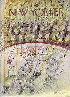 The New Yorker Vol. L No. 45 Magazine