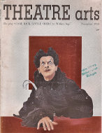 Theatre Arts Vol. XXXIV No. 11 Magazine