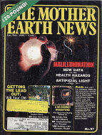 The Mother Earth News No. 97 Magazine