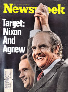 Newsweek Vol. LXXX No. 4 Magazine