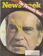 Newsweek Vol. LXXXIV No. 7 Magazine