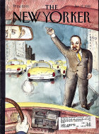 The New Yorker Vol. LXXV No. 42 Magazine