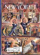 The New Yorker Vol. LXXIV No. 42 Magazine