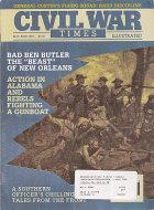Civil War Times Illustrated Vol. XXXII No. 2 Magazine