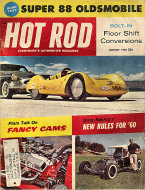 Hot Rod Vol. 13 No. 1 Magazine