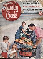 Family Circle Vol. 54 No. 6 Magazine