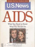 U.S. News & World Report Vol. 102 No. 1 Magazine