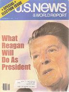 U.S. News & World Report Vol. LXXXIX No. 20 Magazine