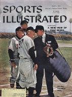 Sports Illustrated Vol. 10 No. 9 Magazine
