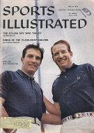 Sports Illustrated Vol. 10 No. 20 Magazine