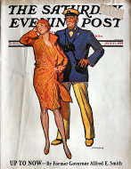 The Saturday Evening Post Vol. 202 No. 4 Magazine