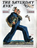 The Saturday Evening Post Vol. 202 No. 8 Magazine