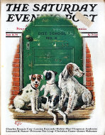 The Saturday Evening Post Vol. 202 No. 11 Magazine