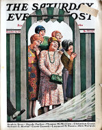 The Saturday Evening Post Vol. 202 No. 15 Magazine