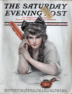The Saturday Evening Post Vol. 189 No. 25 Magazine