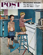 The Saturday Evening Post Vol. 231 No. 2 Magazine