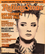Rolling Stone Issue No. 481 Magazine