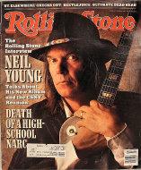 Rolling Stone Issue No. 527 Magazine