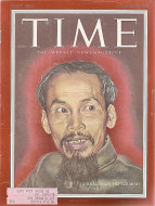 Time Vol. LXIV No. 21 Magazine