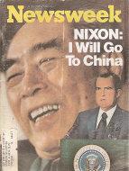 Newsweek Vol. LXXVIII No. 4 Magazine