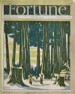 Fortune Vol. 1 No. 4 Magazine