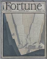 Fortune Vol. 3 No. 3 Magazine