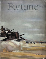 Fortune Vol. XXVII No. 1 Magazine