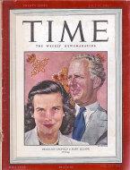 Time Vol. LIV No. 3 Magazine