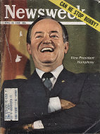 Newsweek Vol. LXXI No. 18 Magazine